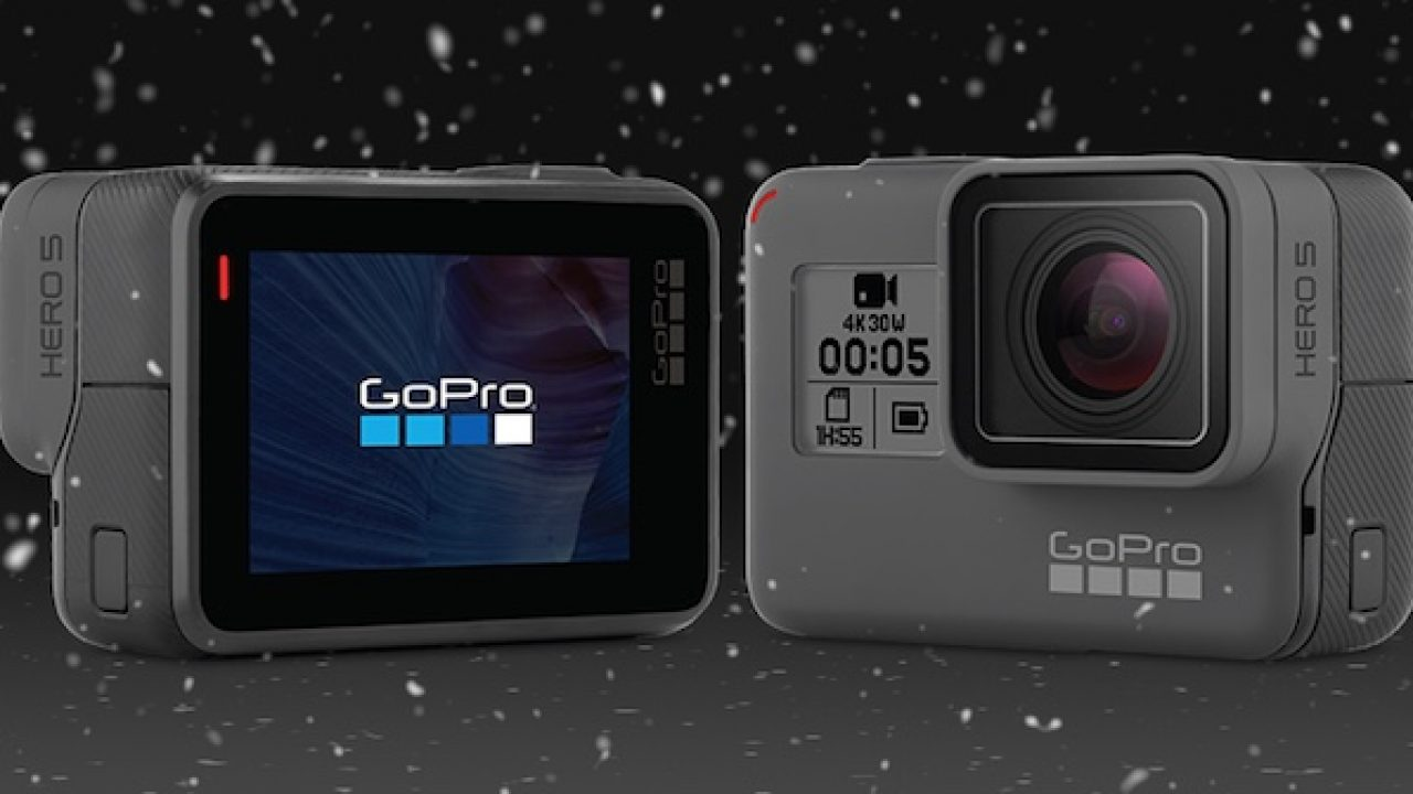 GoPro Hero5 goes on sale this Black Friday – 3D Insider