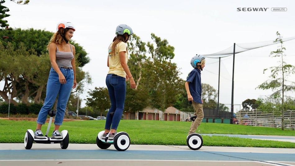 Segway Hoverboard Goes on Sale