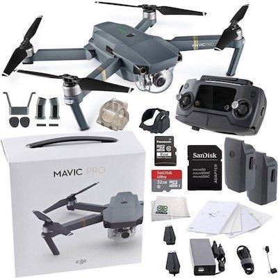 Dji Mavic Pro Bundle Kits Fly More 8 Other Bundle Deals