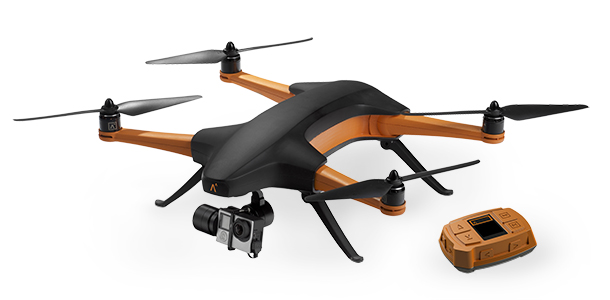 Staaker Drone: AI Powered Drone that Follows You Around