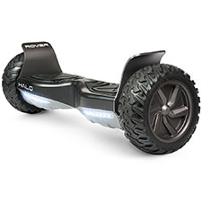 All-Terrain Halo Rover Hoverboard