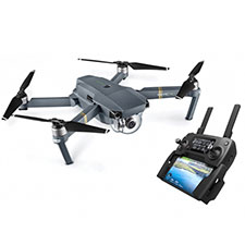 DJI Mavic Pro Foldable Travel Drone