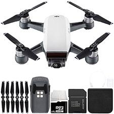 DJI Spark Palm Launch Travel Selfie Drone