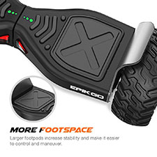 EPIKGO Self-Balancing Scooter Review