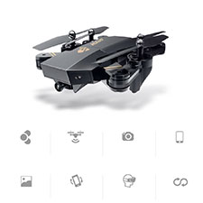 Rabing RC Foldable Camera Drone