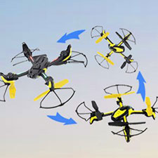 Tenergy TDR Phoenix Mini RC Drone