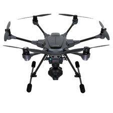 Yuneec Typhoon H Pro with Intel RealSense Technology