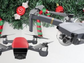 Christmas Drone Deals 2018