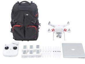 DJI Phantom 3 Backpacks and Cases