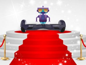 Best Hoverboard Deal for Christmas Announced