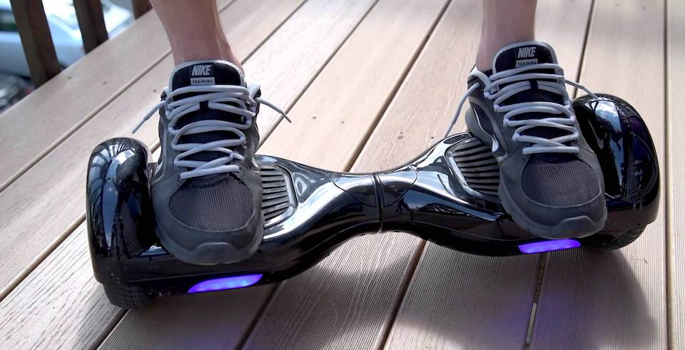 How fast do hoverboards go?