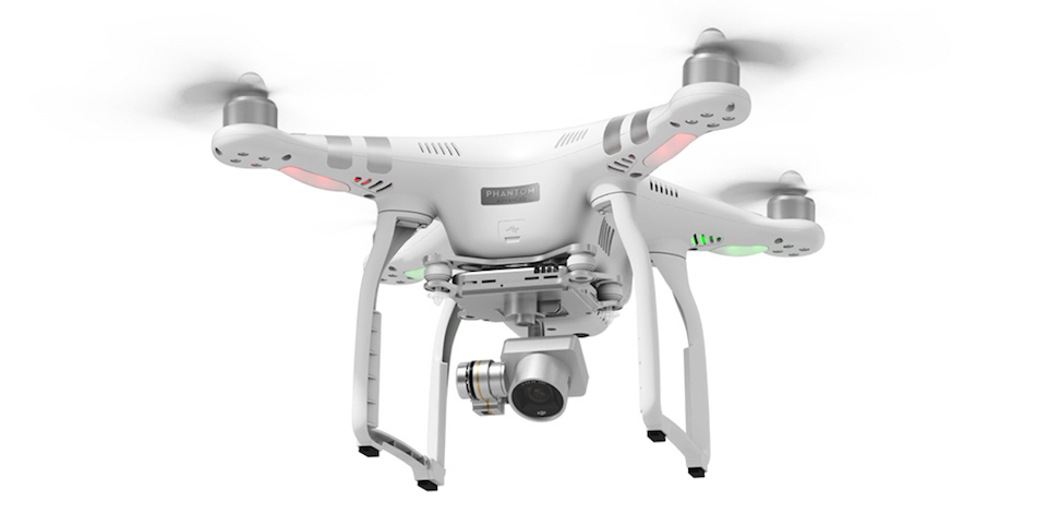 Phantom 3 vs Phantom 3 Pro, Advanced, and 4K Comparison