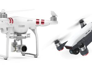 DJI Spark vs Phantom 3