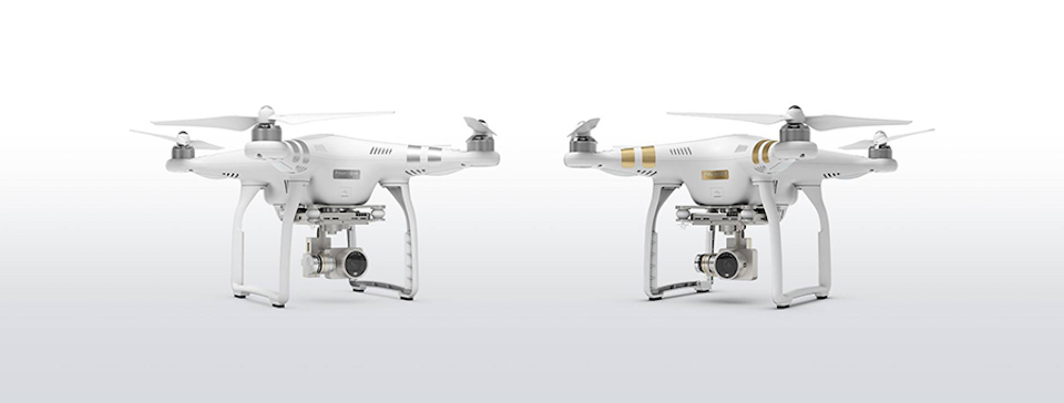 DJI Phantom 3 Vs 4 4K Advanced And Pro