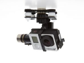 Can I use a GoPro camera with my DJI Phantom?
