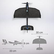 SmartPlane Pro FPV Fixed Wing