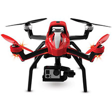 Traxxas Aton Plus GoPro Quadcopter