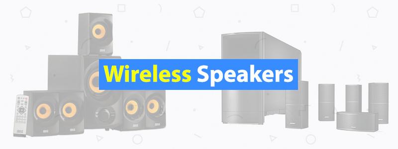 Wireless Speakers1