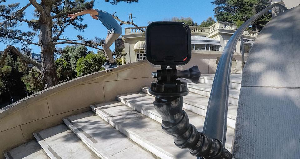 DJI Osmo vs GoPro