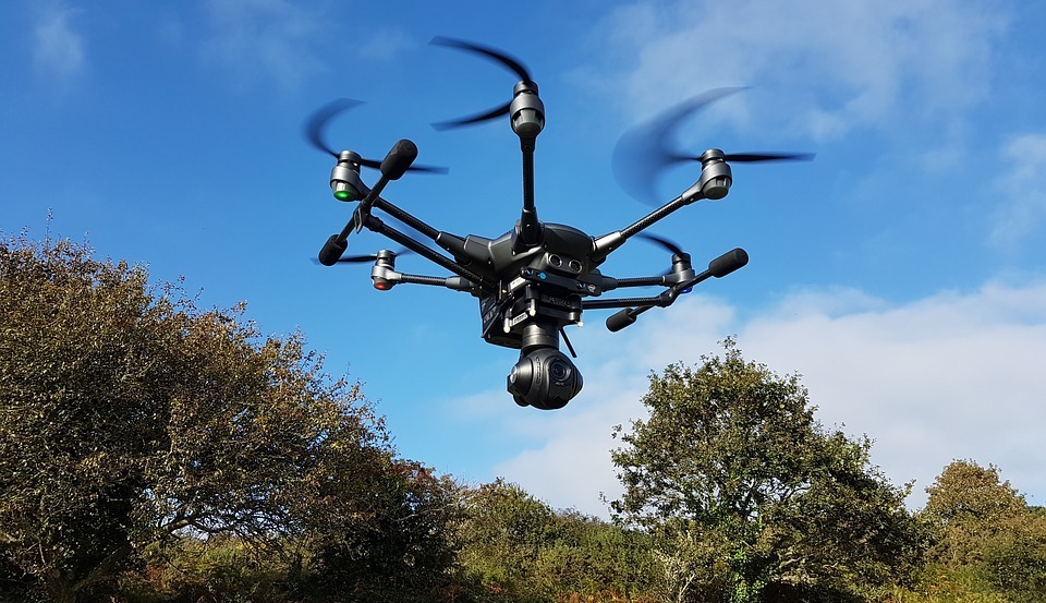 12 Best Uses of Drones
