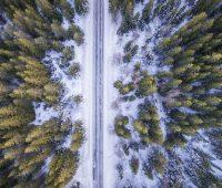 winter-drone-flying