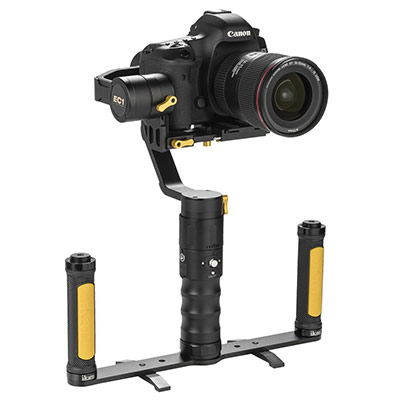 IkanBeholder EC1 Dual Grip Handle Gimbal Kit