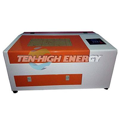 TEN-HIGH® EN 40W Laser Engraver
