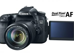 Canon 70D vs 80D Comparison