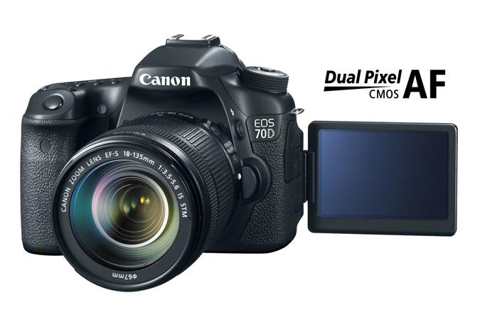 Canon 70D vs 80D Comparison