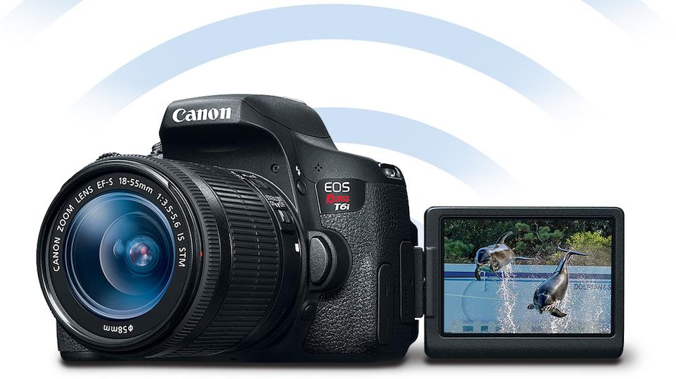 Canon Rebel T6 vs T6i Comparison