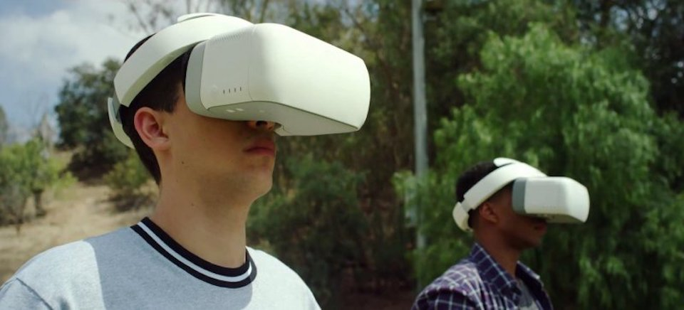DJI FPV Goggles Go on Sale – $100 Off