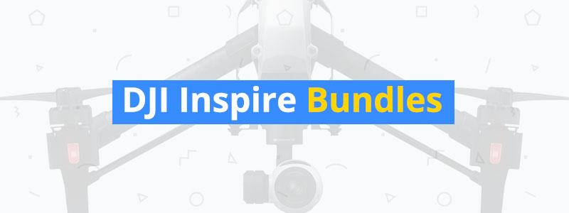 DJI Inspire Bundle Kits