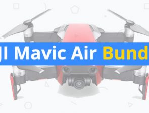 DJI Mavic Air Bundle Kits