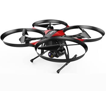 DROCON U818PLUS WiFi 120° FPV Camera Drone