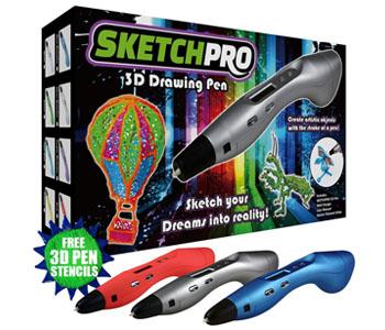 sketchpro-3d-pen