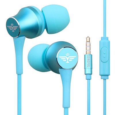 AIWOXING Earbuds with Mic for Kids