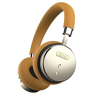 BÖHM Wireless Bluetooth Over Ear Cushioned Headphones