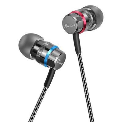 HIFI WALKER A2 High Resolution In-Ear Headphones Earphones Earbuds Noise Attenuation Headset