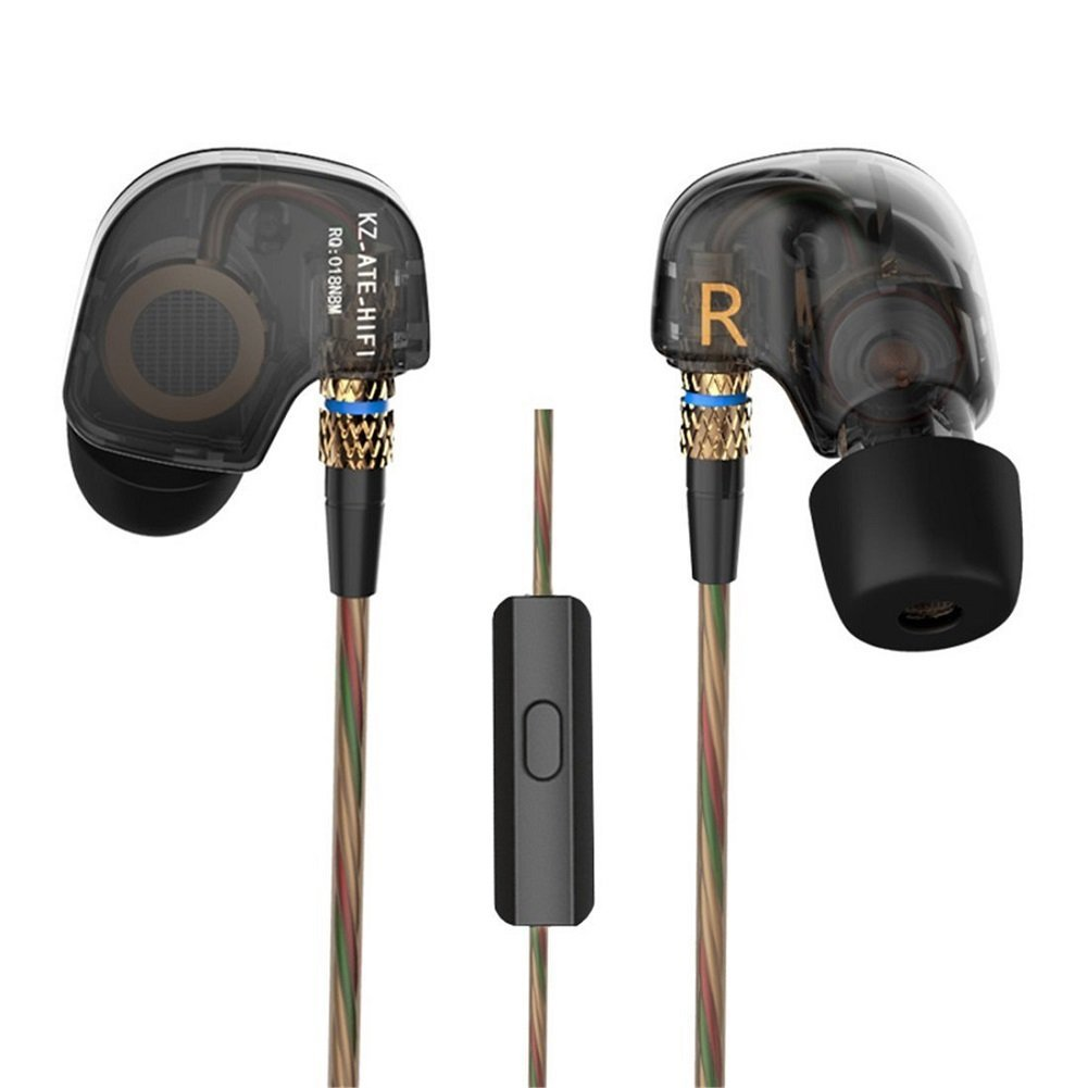 Kz ATE Copper Driver Earbuds