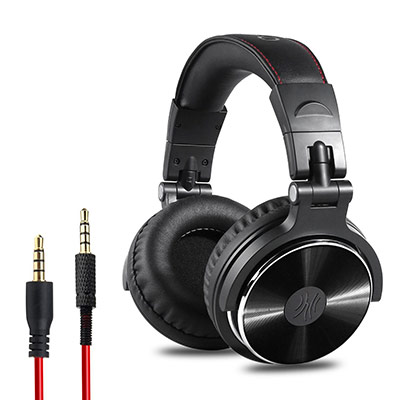 OneOdio Over-Ear DJ Stereo Monitor Headphones