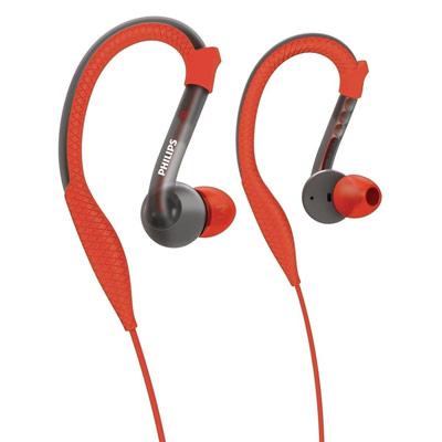 Philips ActionFitSports Earhook Headphones