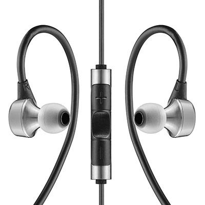 RHA MA750i Noise Isolating Earbuds With Microphone