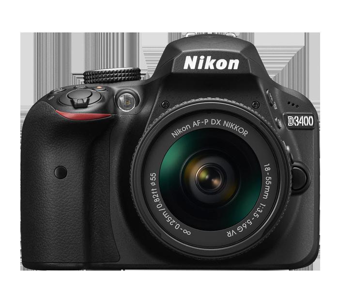 Nikon D3400 vs Canon T6 Camera Comparison