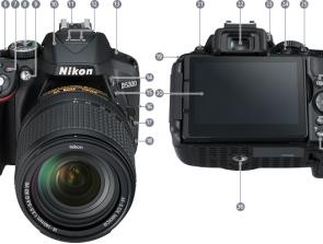 Nikon D5300 vs D5500 Camera Comparison