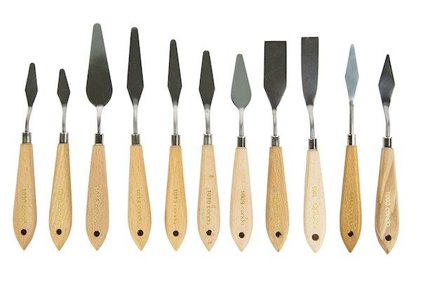 palette-knives