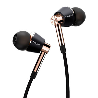 1MORE Triple Driver In-Ear earbuds