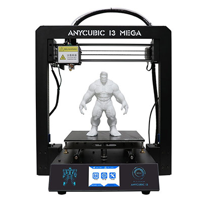 Anycubic® I3 Mega DIY 3D Printer Kit