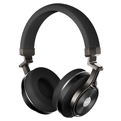 Bluedio T3 Plus (Turbine 3rd) Wireless Bluetooth Headphones