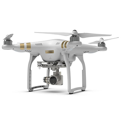 The DJI Phantom 3 Professional