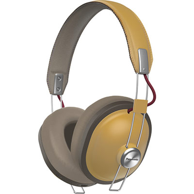 PANASONIC Wireless Retro Headphones